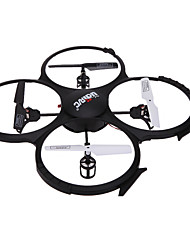 UdiR/C U818AHD 2.4G 4CH 6-Axis Gyro RC Quadcopter RTF UFO with HD Camera Speed/Flip/Headless Mode One Press Return