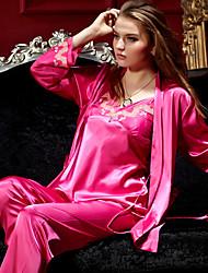 Pyjama Dentelle / Satin Femme