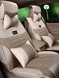Luxury 3D Car Seat Cover Universal Fits Seat Protector Seat Covers with Pillow set