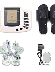 Electronic Body Slimming Pulse Massage With Acupuncture Therapy Slipper Tens Acupuncture Therapy Machine