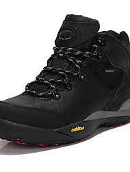 Sapatos Aventura Feminino / Unissex Preto Napa Leather