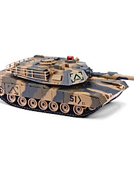 Toy Tank Car Remote Control Car Charging Children Toy Boy Parent-Child Chariot Battle Tank Model