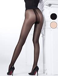 BONAS® Women's Solid Color Thin Legging-B16592