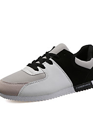 Casual Style Men's Breathable Mesh Running Shoes Soft and Massage for Jogging