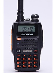 BAOFENG UV-5R UP Walkie Talkie 5W 128 136-174MHz / 400-520MHz 1800mAh 1.5 km -3 kmFM Radio / Sprachansage / Dual - Band / Dual - Anzeige