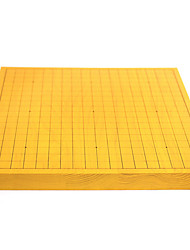 Royal St. 32 Mm Fish Wood A Two-Sided Dual-Use Chinese Chess Board Suit One Go Plate + Double  Cloud/Common Jujube Cans