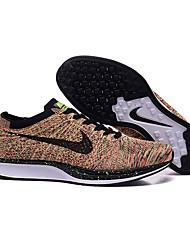 Nike Flyknit Racer Kanye West Oreo Men's Running Shoes  Brown \ Men's Nike Flyknit Racer   Men's Sneaker