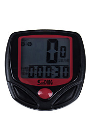 Sunding SD-548B Bike Code Table Mountain Bike Code Form Vehicle Code Table Speedometer