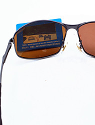 JS - 0223 OSSAT fashion driver polarized glasses Outdoor glasses cycling glasses - ShaQiang ash