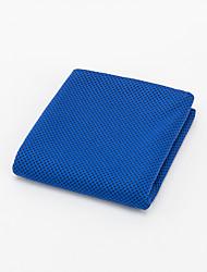 Serviette de Refroidissement Séchage rapide Coton Bleu Orange