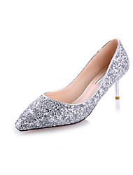 Yinxiangfeng® Damen PU High Heels-2696-3