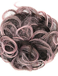 Wig Pink 5CM High-Temperature Wire Color Hair Ring Colour 2/33-FR01