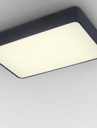 Modern LED Lights Metal Flush Mount Living Room / Bedroom / Dining Room /Study Room/Office