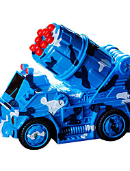 Remote Control Missile Car Against Environmental Protection Intelligent Artillery Sound Children Toy Gift Lights