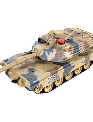 Against Tanks Parent-Child Against Infrared Remote Control With Turret Tank Model Toy Car