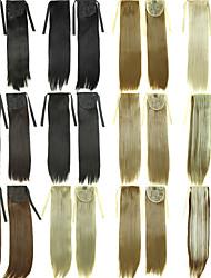Noir / Marron / Blond / Noir Naturel (#1B) / Brun Foncé (#2) / Brun (#4) / Blond Vénitien (#27) / Blond Platine (#613) / Blond
