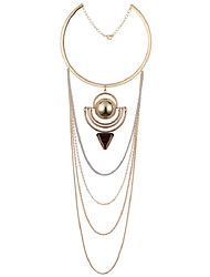 LGSP Women's Alloy Necklace  Daily Non Stone-61161081