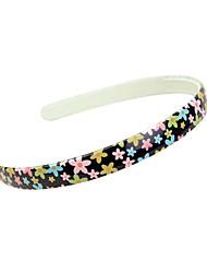 Women's Headband Type 00009 Random Color Random Pattern