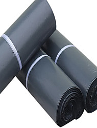 серый утолщенной водонепроницаемый мешок логистики упаковки (38 * 51см, 100 / упаковка)