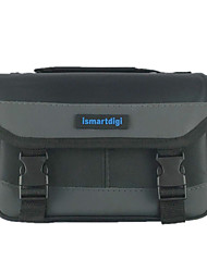 ismartdigi i104 Black Camera Bag for All DSLR and Mini DSLR DV Nikon Canon Sony Olympus