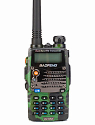 Baofeng Palmare / Digitale UV-5RA FM Radio / Richiesta vocale / Dual band / Dual display / Dual standby / Display LCD / CTCSS/CDCSS1.5 Km