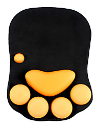 belle pad de chat massage de silicone tapis de souris