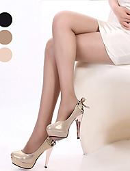 BONAS® Dames Solide Kleuren Dun Legging-B16581