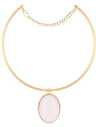 LGSP Women's Alloy Necklace  Daily Crystal-61161091
