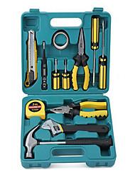 caja de herramientas de hardware hogar (12 pieza, grande)