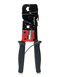 tengfei® outils à main téléphone pinces réseau matériel à double ligne