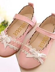ДЕВУШКА-Обувь на плоской подошве(Синий / Розовый) -Туфли Мери-Джейн