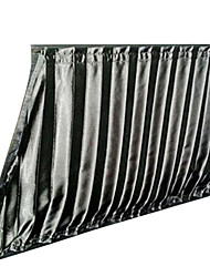 Black Louvers   Auto Side Auto Window Sunshades Sun Protector