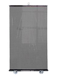 68 * 125 centímetros pontos retráteis anti-uv sol isolamento pára-sol
