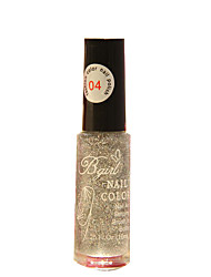 Bgirl Painting White 10ML Manicure Drawing Pen Nail Polish for 3 Years