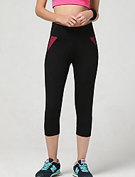 Running Bottoms Women's Breathable / Compression / Soft / smooth Running Sports