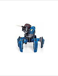Keye 9006-1 Hoodle Rojo / Azul Robot Radio control Robots