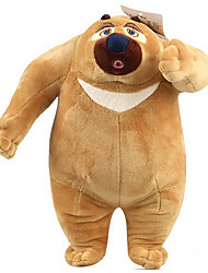 New Bear Bear Two Bald Strong Plush Doll Plush Toy Bear Infested Bear Setsurei Wind Plush Bear Two 38Cm
