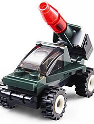 23023 Military Corps Building Blocks - Tankette (10 Boxes)