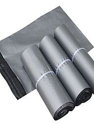 Silver thickened paper bag express package (45*60CM, 100/ package)