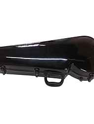 Bolsas e Caixas Violino Acessórios Musical Instrument Couro Preto