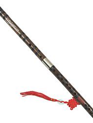 duplo encaixe cobre refino de bambu amarga g flauta