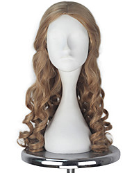 Cosplay Wigs Fairytale Movie Cosplay Brown Solid Wig Halloween / Christmas / New Year Female
