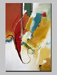 Handgemalte Abstrakt Modern,Ein Panel Hang-Ölgemälde