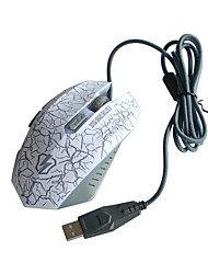 othert N/A 2400DPI DPI Игры / Светящийся МышьWithUSB