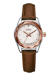 Julius® Women Watch Korea Fashion New Style Student Quartz Vintage Women Wristwatch JA-723