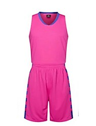Others Women's Sleeveless Leisure Sports / Badminton / Basketball / Running Clothing Sets / Quick Dry /