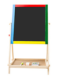 Solid Wood Magnetic Drawing Board for Children