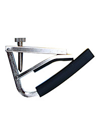 Capos Guitar Musical Instrument Accessories Metal White
