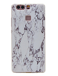 For Huawei Case Ultra-thin Case Back Cover Case Marble Soft TPU Huawei