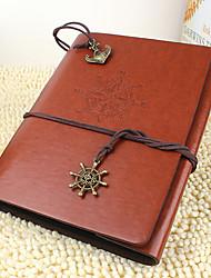 diy 18 * 22 cm album couverture en cuir à la main photo scrapbook 30pcs papier noir pour la famille / bébé / amateurs / cadeaux rouge /
